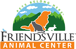 Friendsville Animal Center Logo